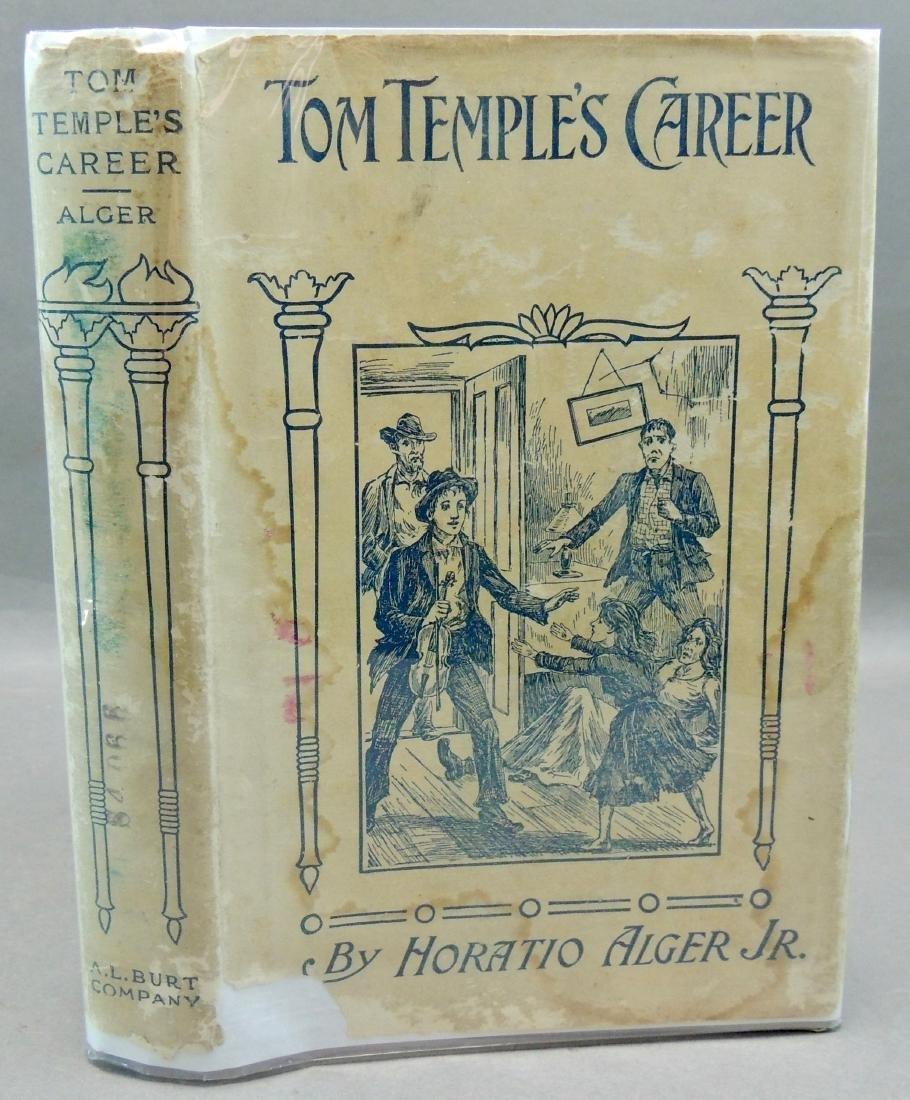 Tom Temple's Career, 1888