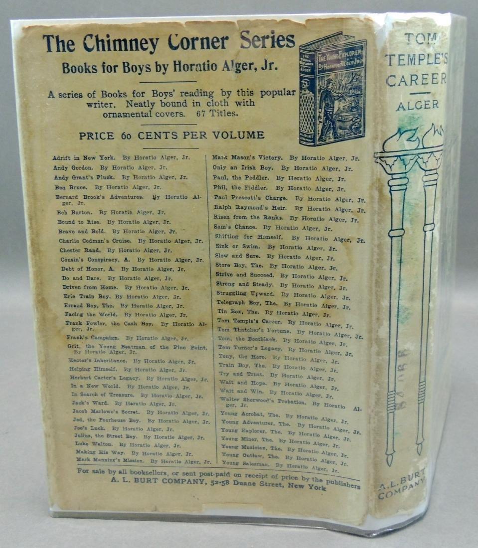 Tom Temple's Career, 1888 - 2