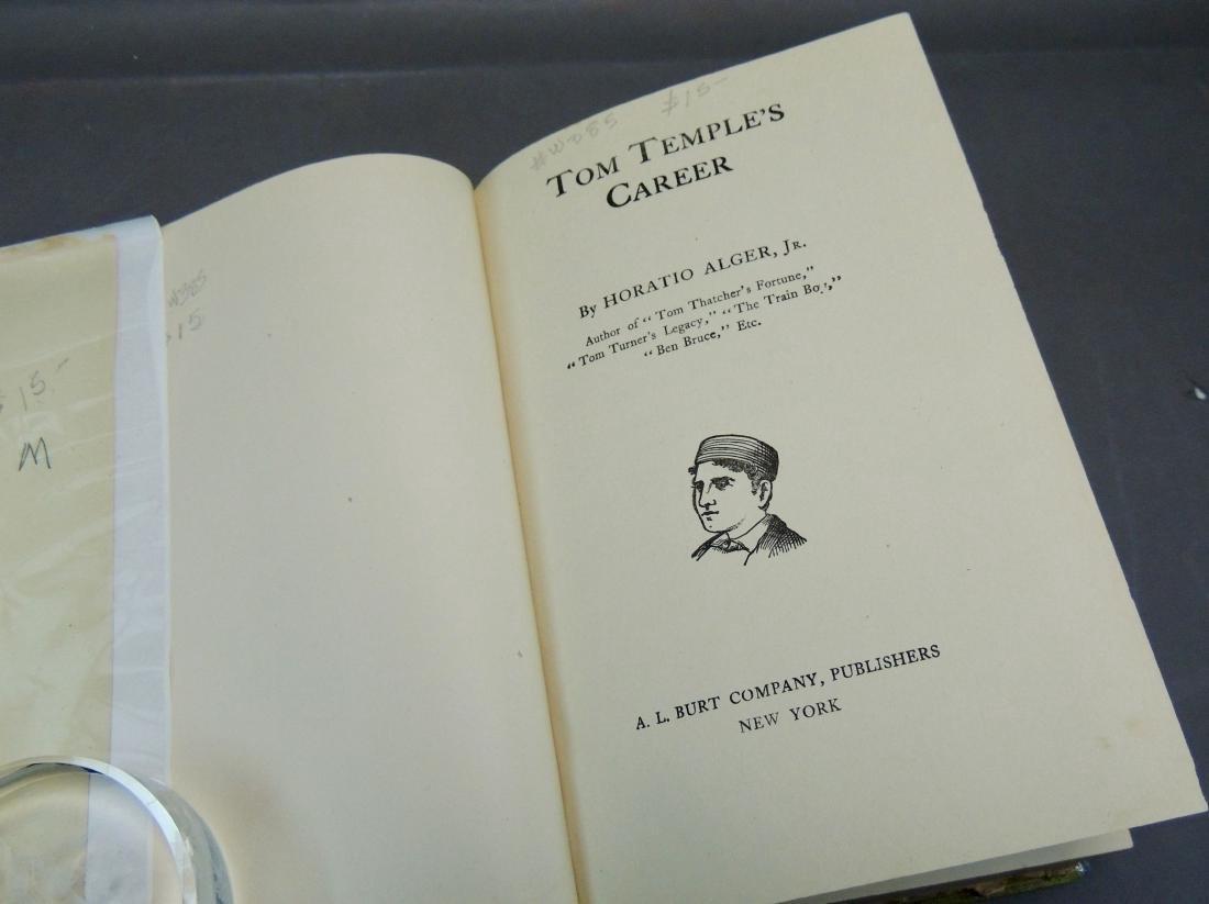 Tom Temple's Career, 1888 - 5