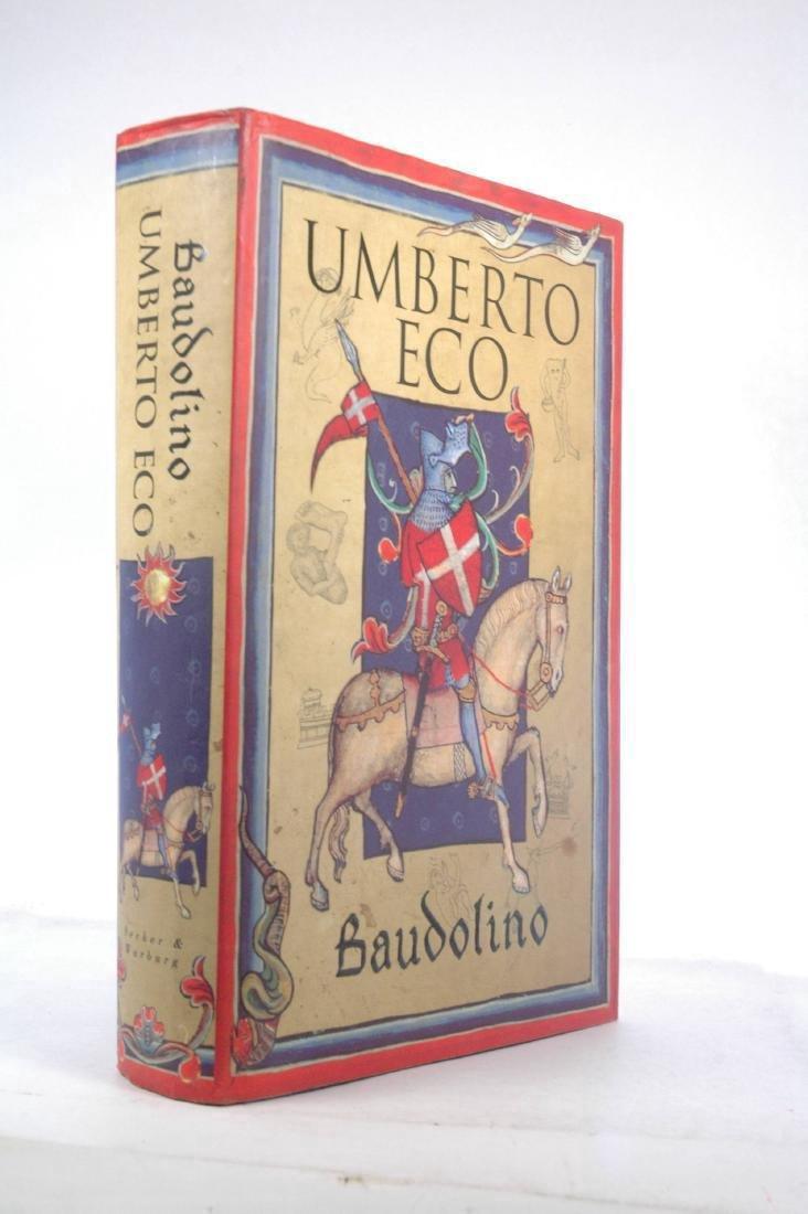 Baudolino Umberto Eco First Printing