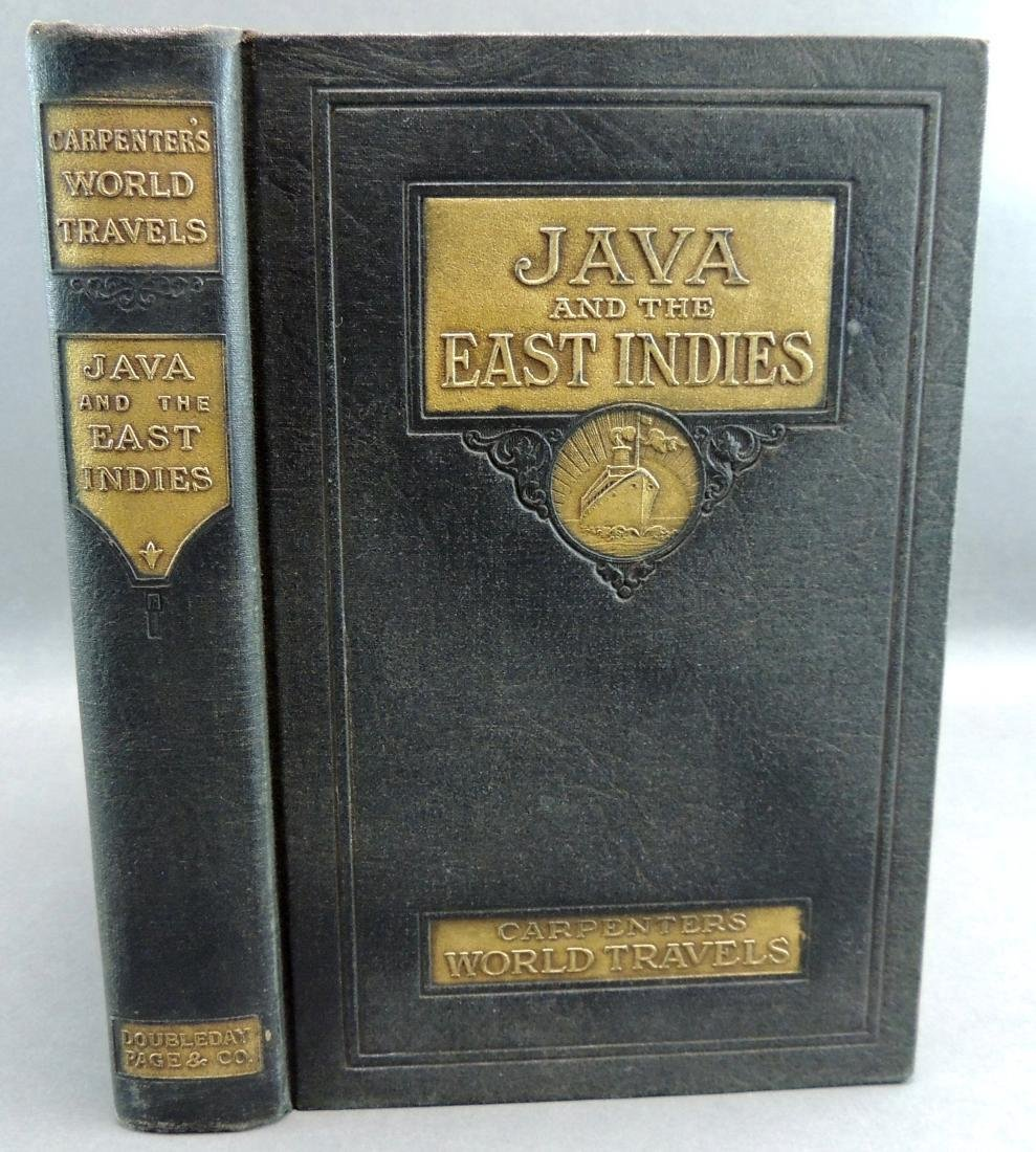 Java and the East Indies 1926