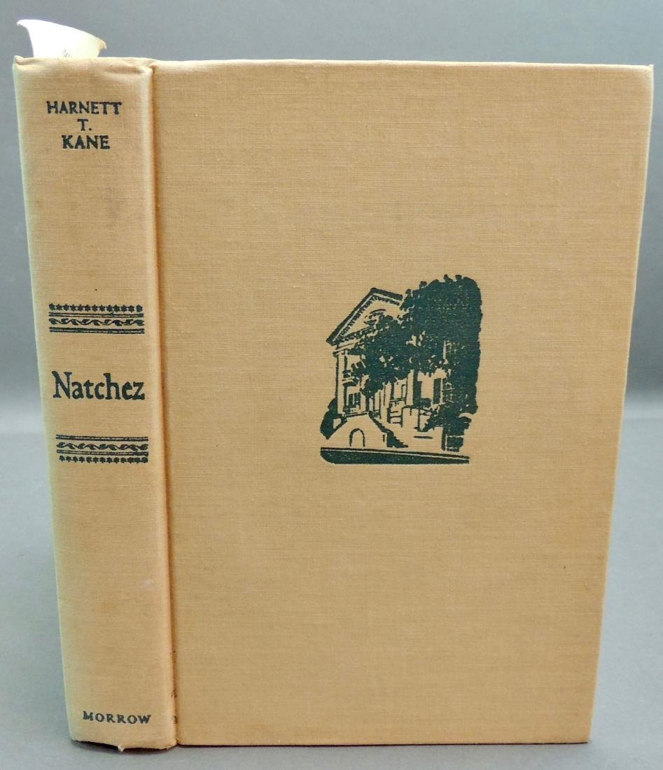 Natchez on the Mississippi, 1947, First Edition