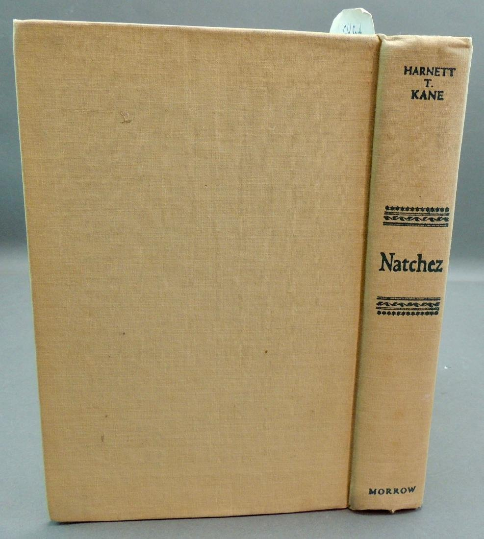 Natchez on the Mississippi, 1947, First Edition - 2