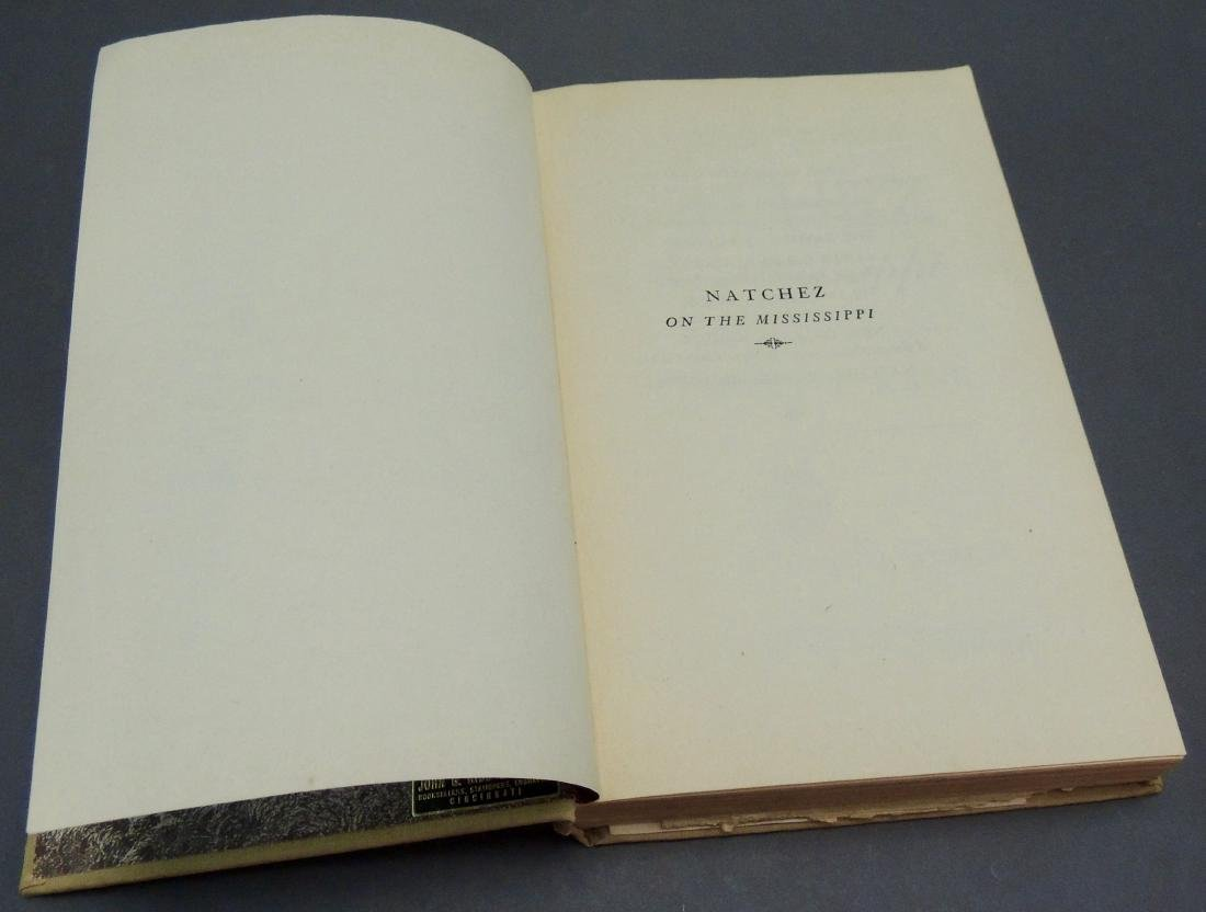 Natchez on the Mississippi, 1947, First Edition - 4