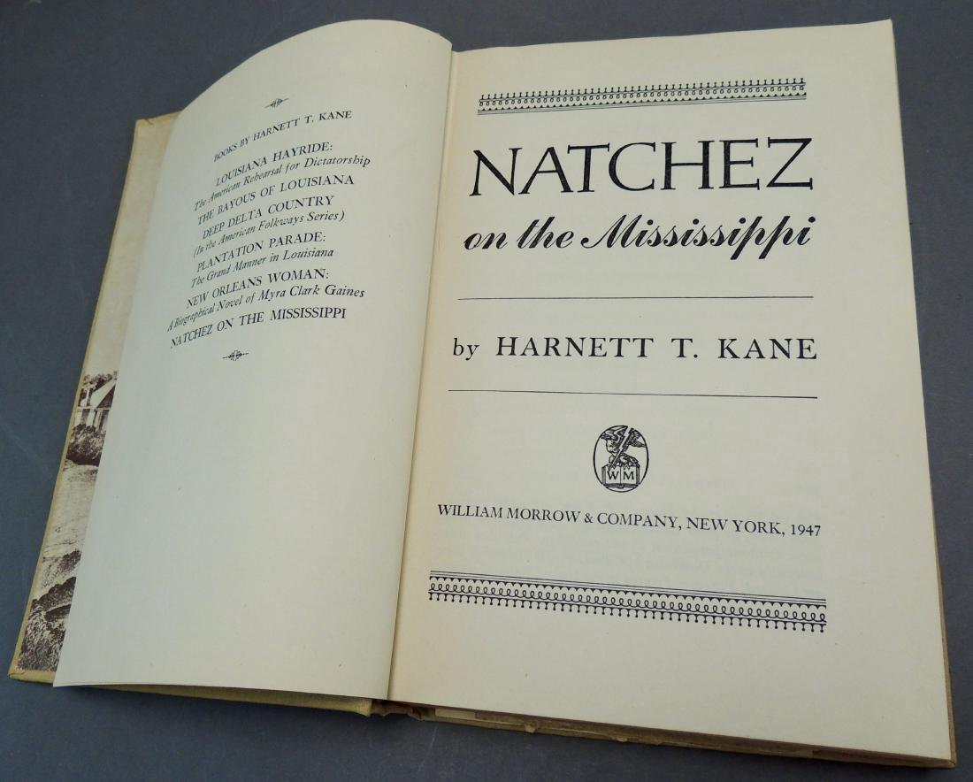 Natchez on the Mississippi, 1947, First Edition - 5