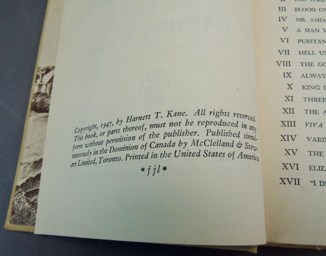 Natchez on the Mississippi, 1947, First Edition - 6