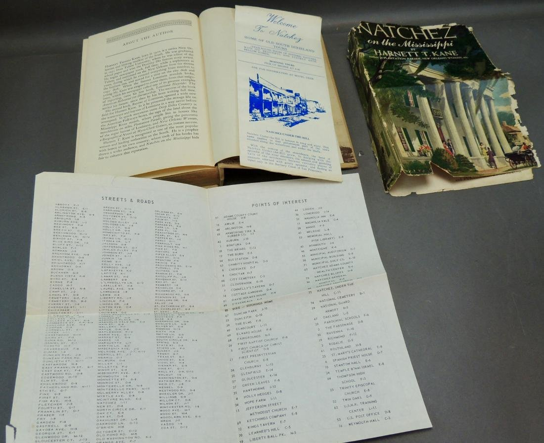 Natchez on the Mississippi, 1947, First Edition - 8