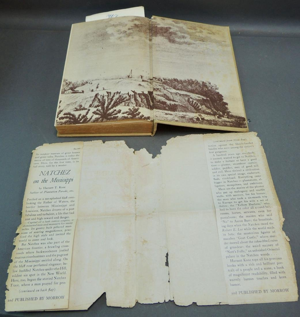 Natchez on the Mississippi, 1947, First Edition - 9