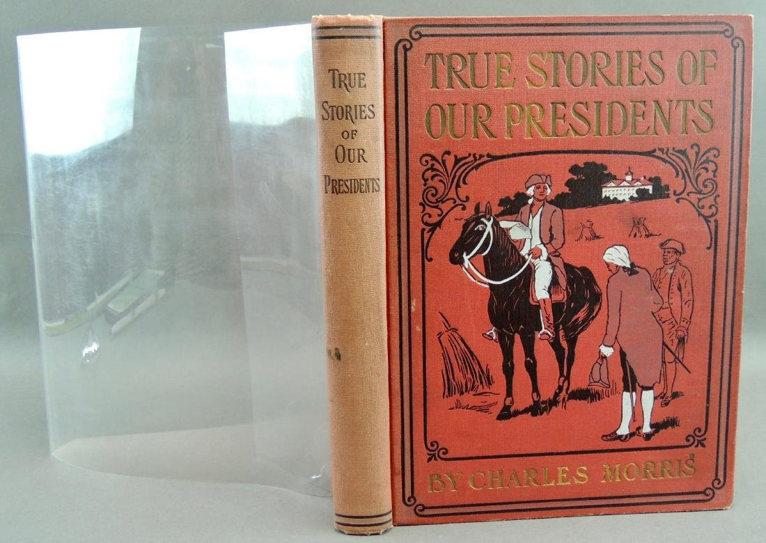 True Stories of Our Presidents 1903
