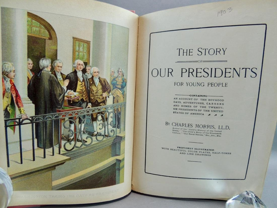 True Stories of Our Presidents 1903 - 3