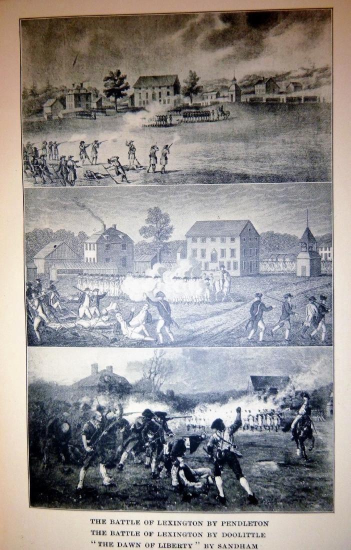 The Battle on Lexington Common, April 19, 1775 - 7
