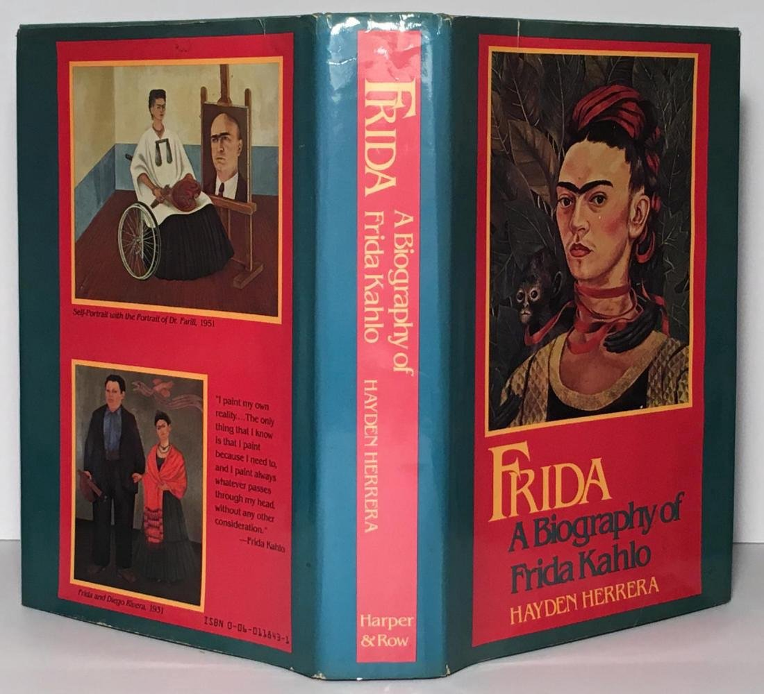 Frida Kahlo First Edition