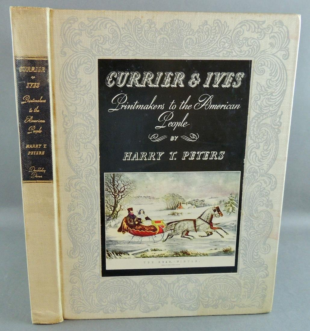Currier & Ives Printmakers American First Edition