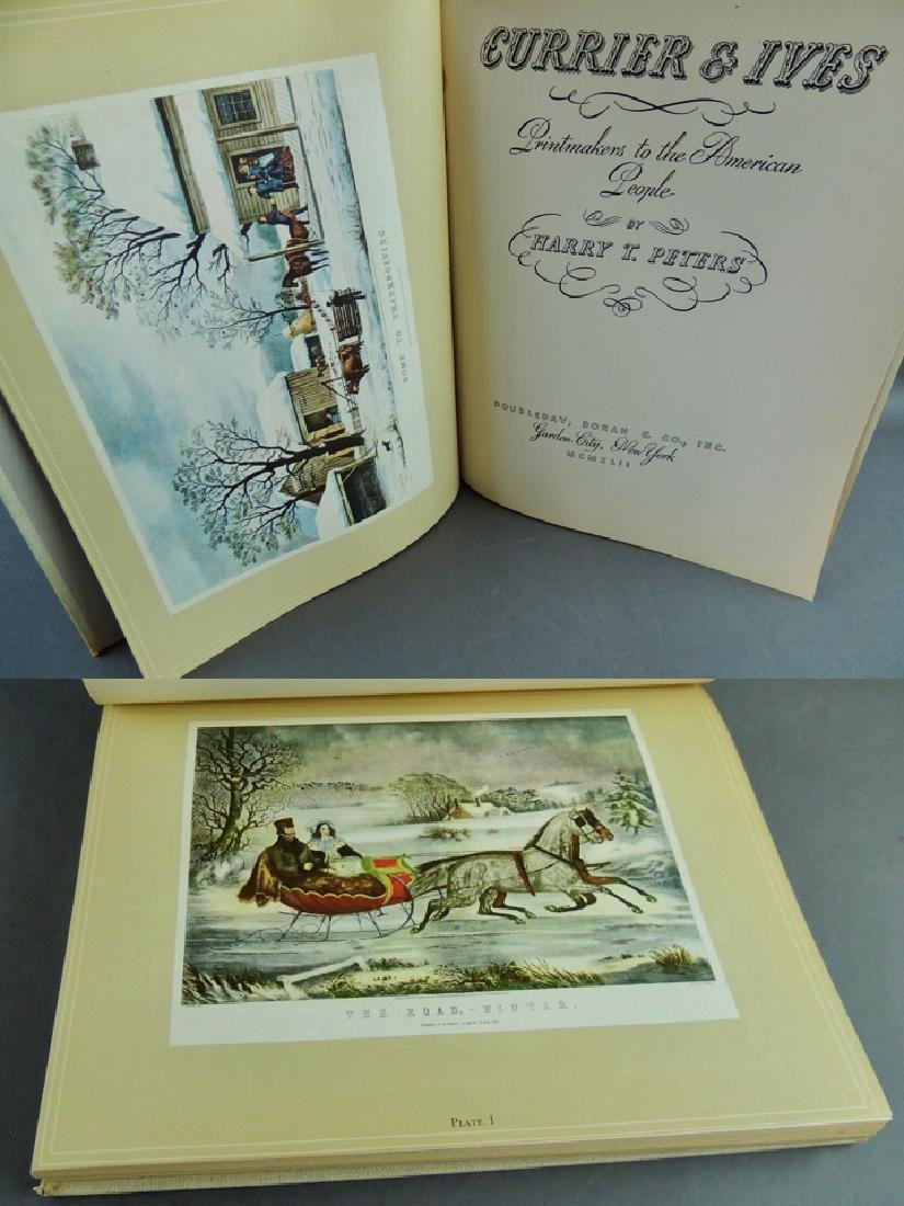 Currier & Ives Printmakers American First Edition - 4