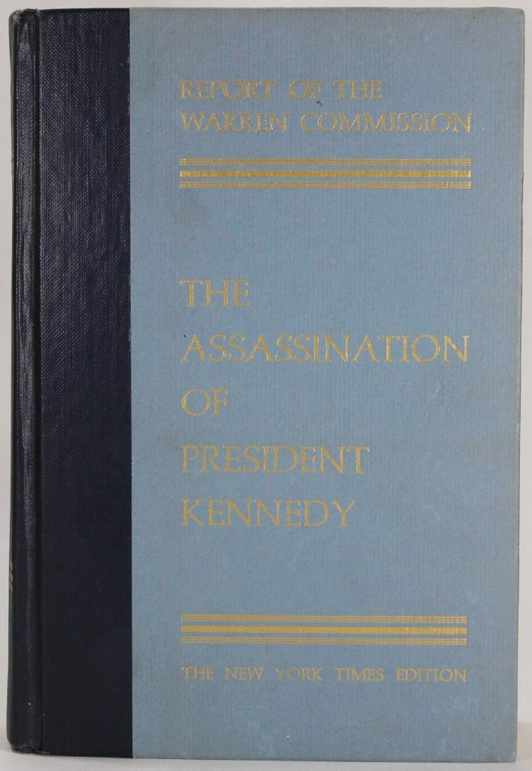 The Assassination of President Kennedy NY Times Edition