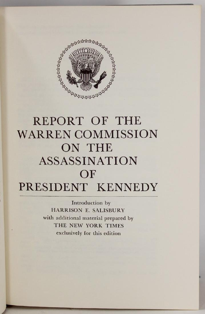 The Assassination of President Kennedy NY Times Edition - 2