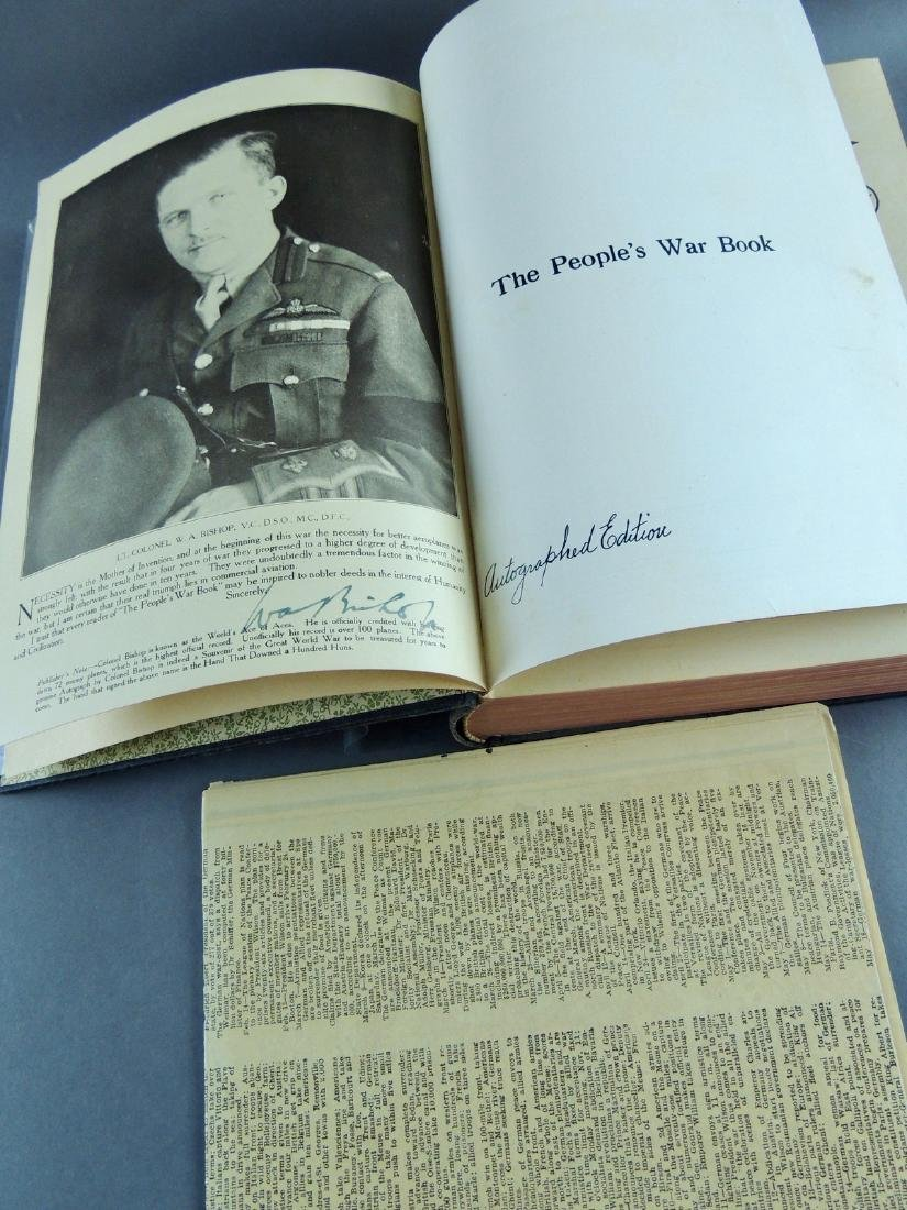 The People's War Book – Autographed Edition 1919 - 3