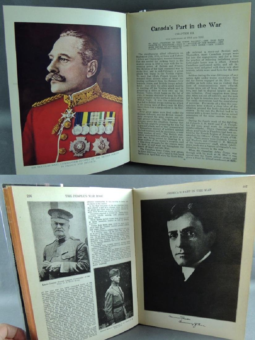 The People's War Book – Autographed Edition 1919 - 6