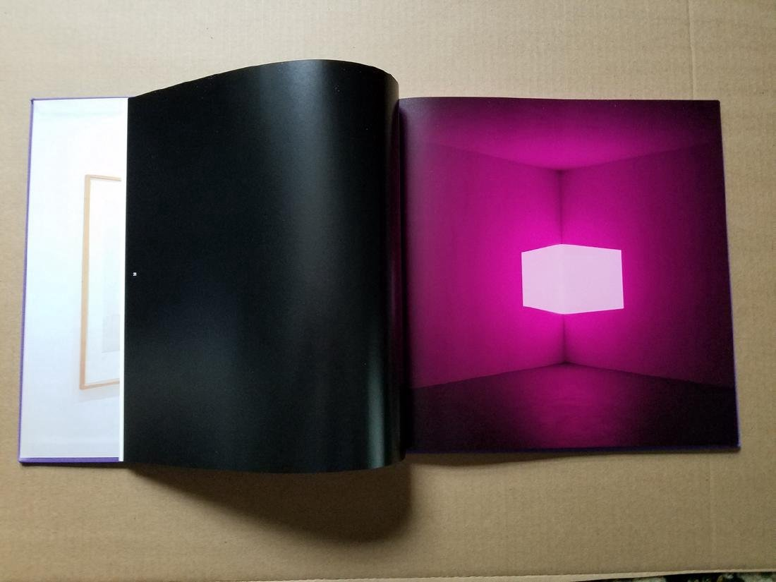 James Turrell : Projection Works 1966 - 69 - 2