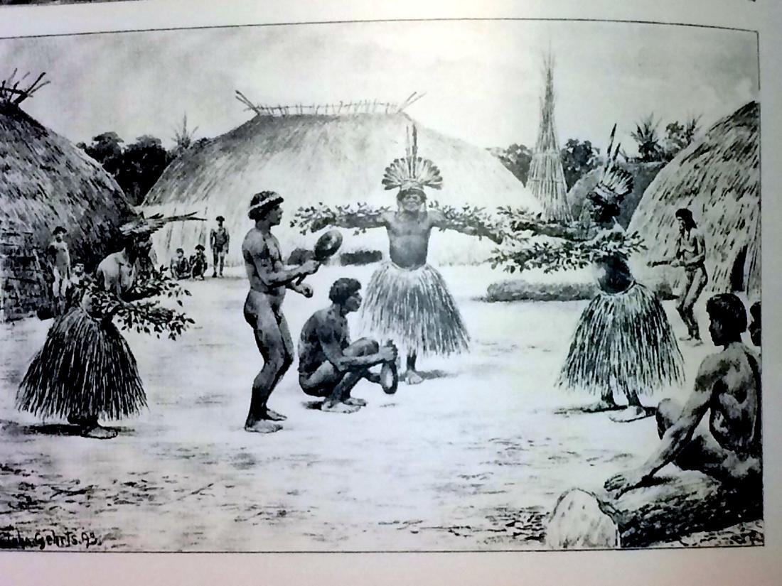 Images from the Brazilian Indians First Edition - 7