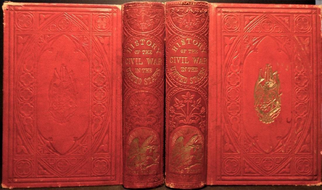 Samuel Schmucker: A History of the Civil War, First Ed.