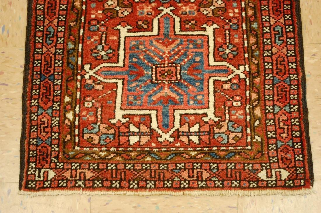 Persian Heriz Karaje Serapi Runner Rug 2x6.1 - 2