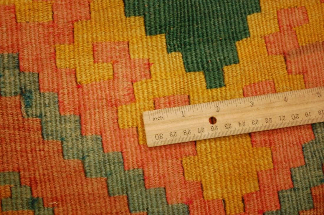 Rare Size Caucasian Kilim Rug 4.7x9.3 - 10