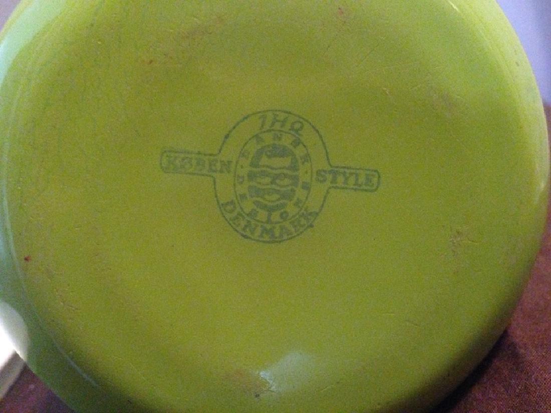 Midcentury Modern Dansk Pot and Pitcher - 3