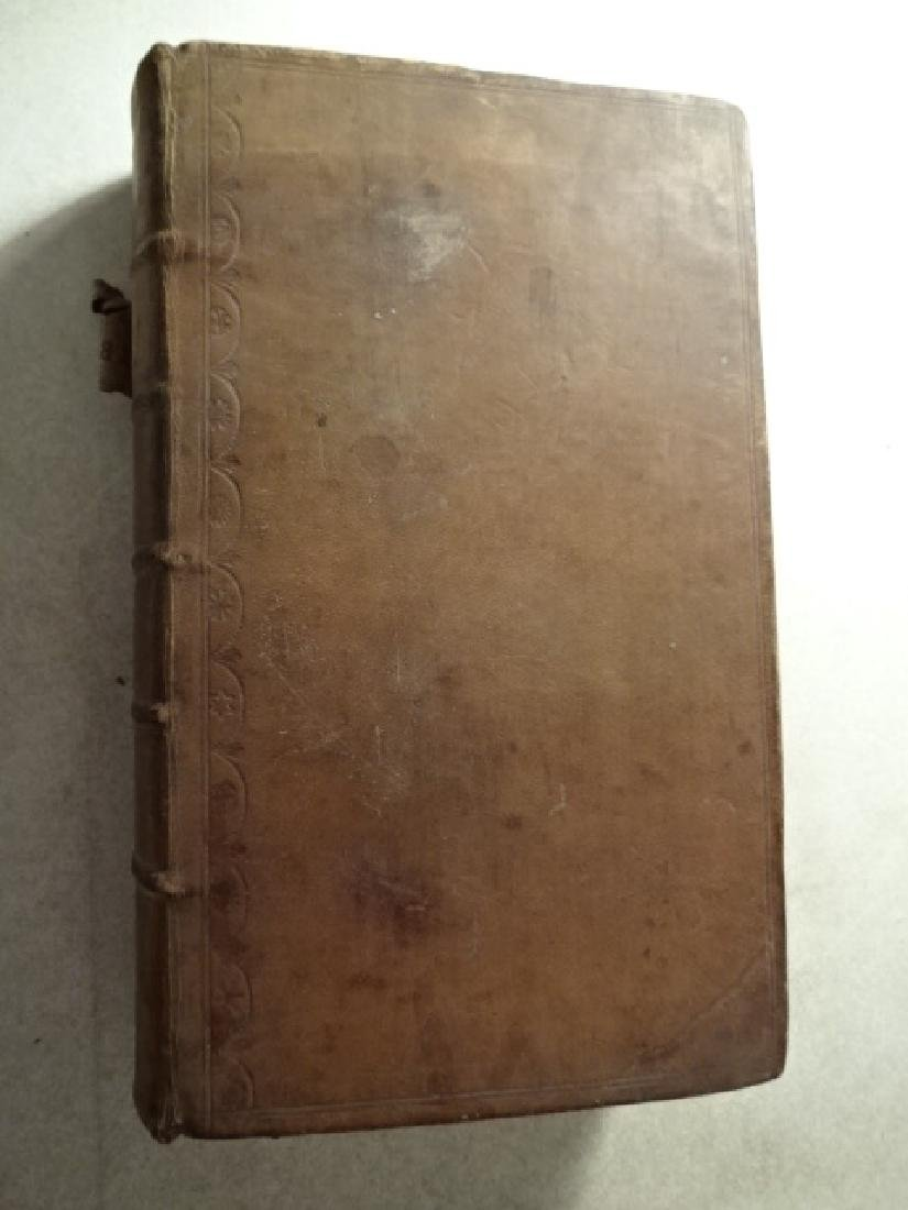 1769 The Spirit of the Bankrupt Laws by Edward Green - 2
