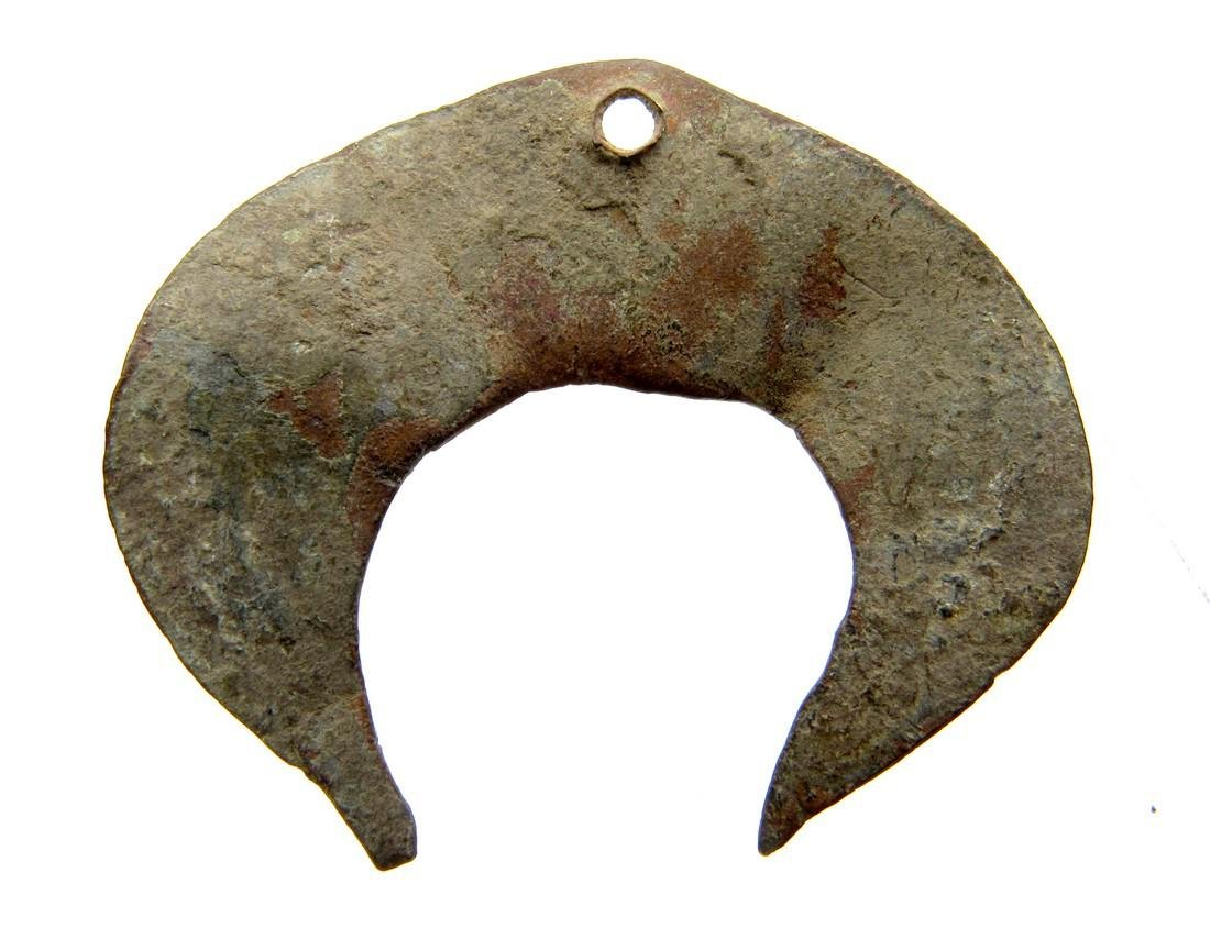 Viking Scandinavian Lunar Pendant - 2