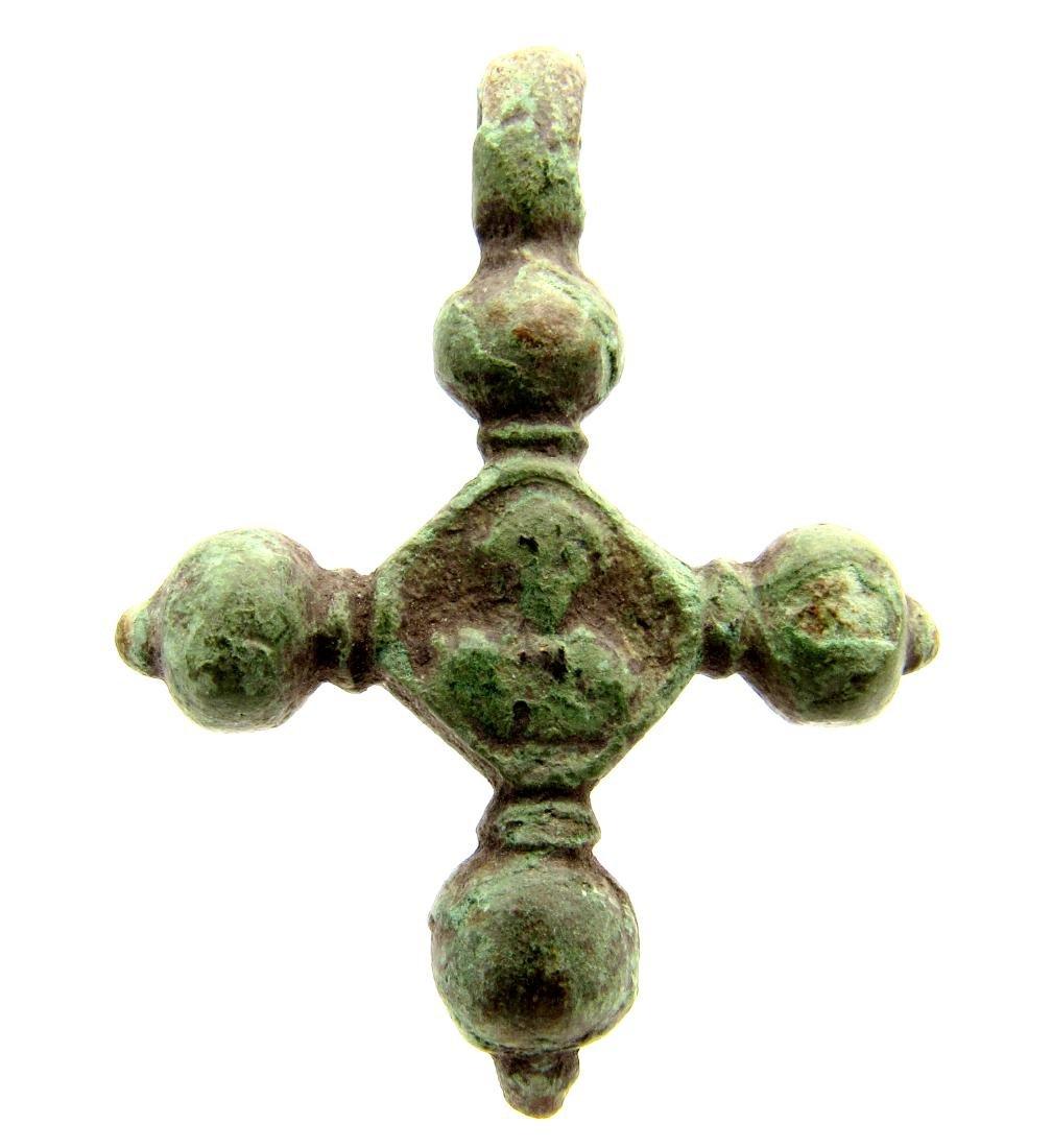 Viking Period Cross Pendant