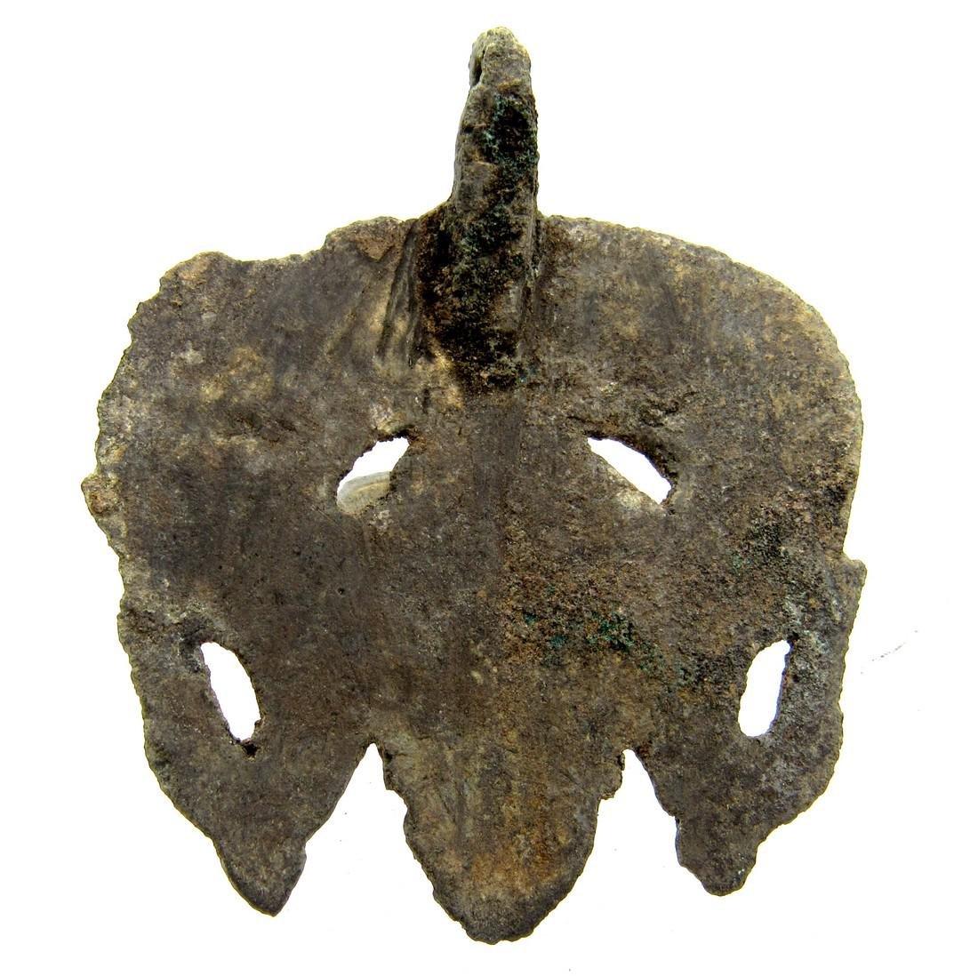 Roman Cavalry Bronze Pendant