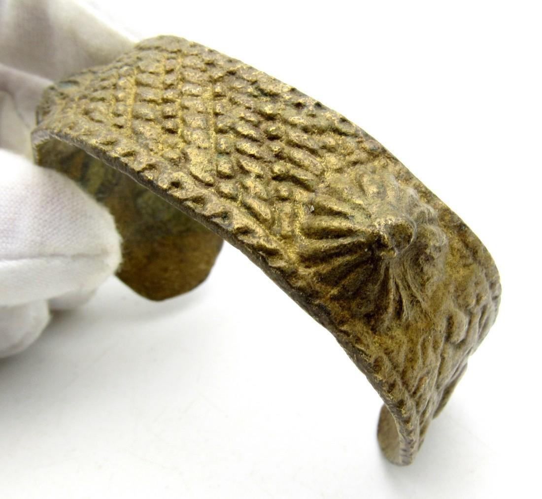 Tudor Period Decorated Fertility Bracelet