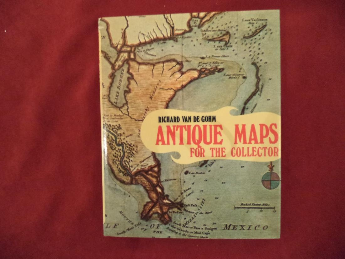 Antique Maps for the Collector, 1st Ed