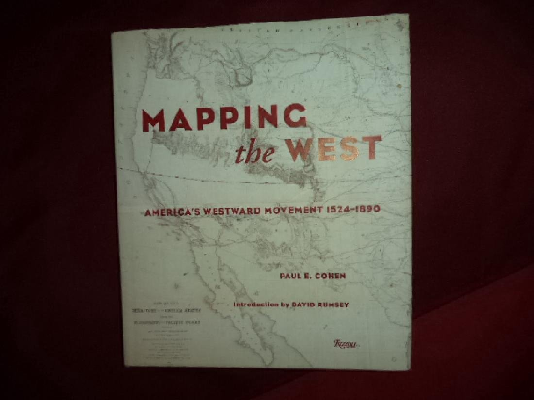 Mapping the West. America's Westward Movement