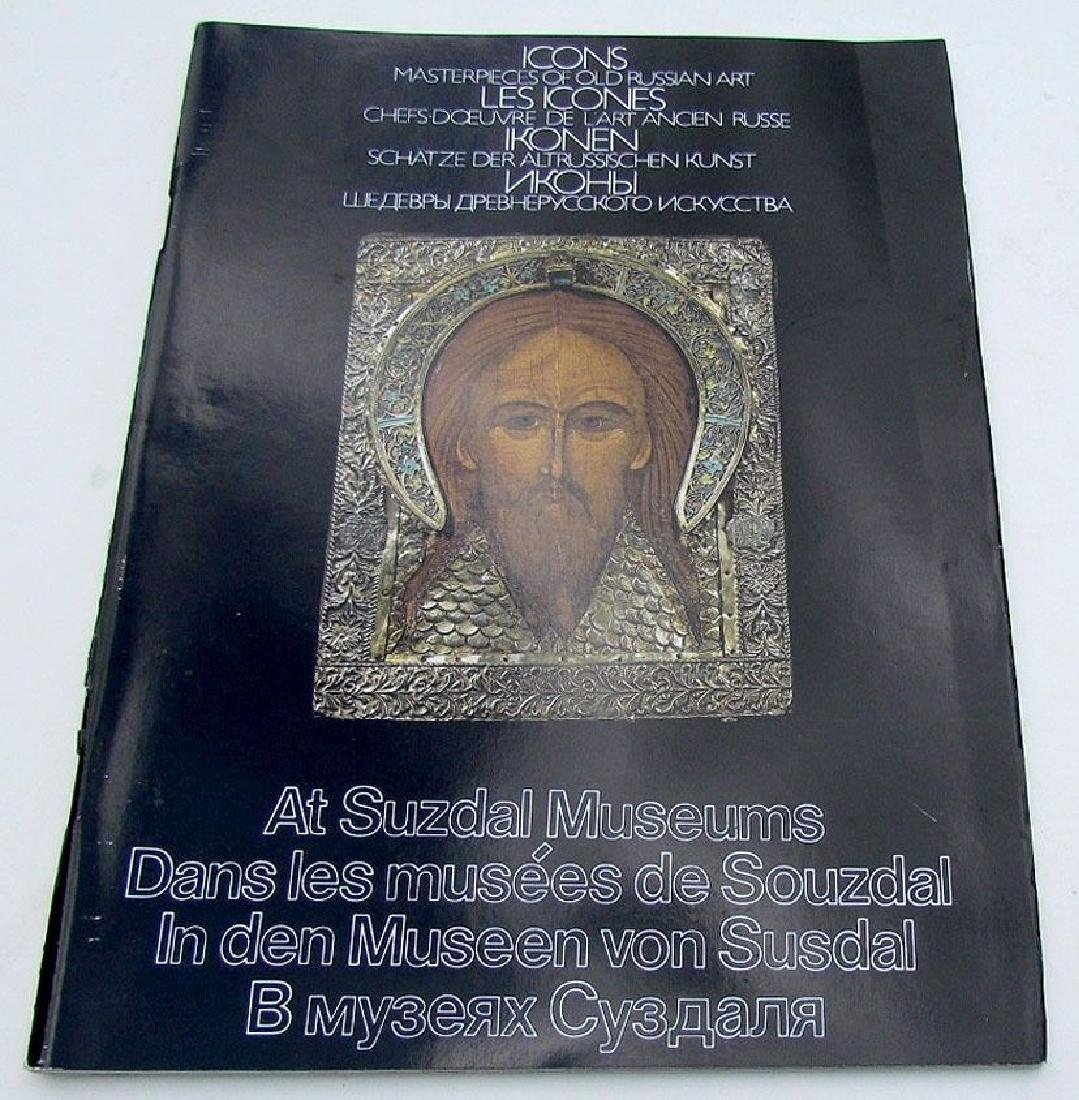 Icons - Masterpieces of Old Russian Art Illustrated
