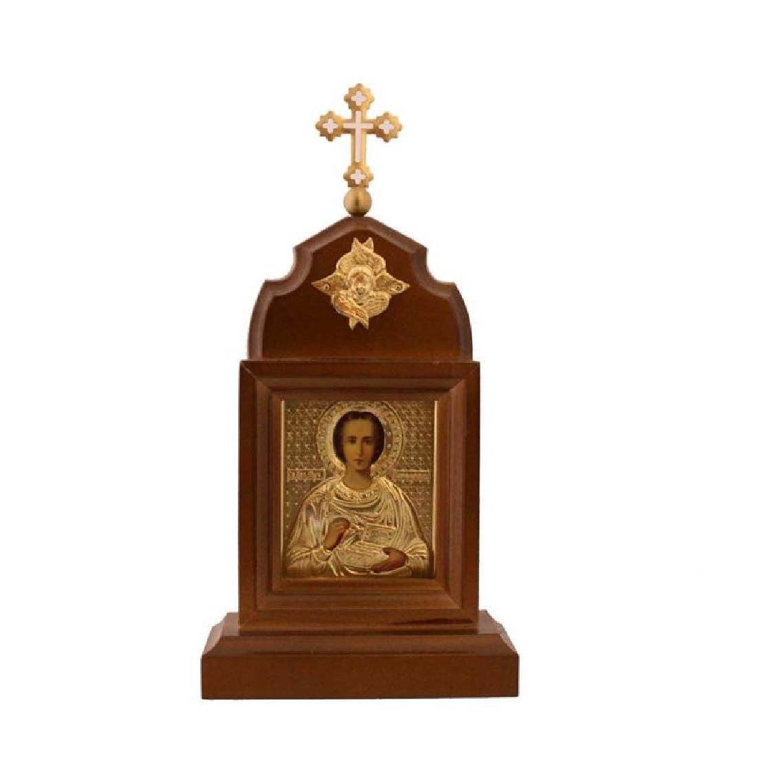 Russian Orthodox Icon St. Panteleimon