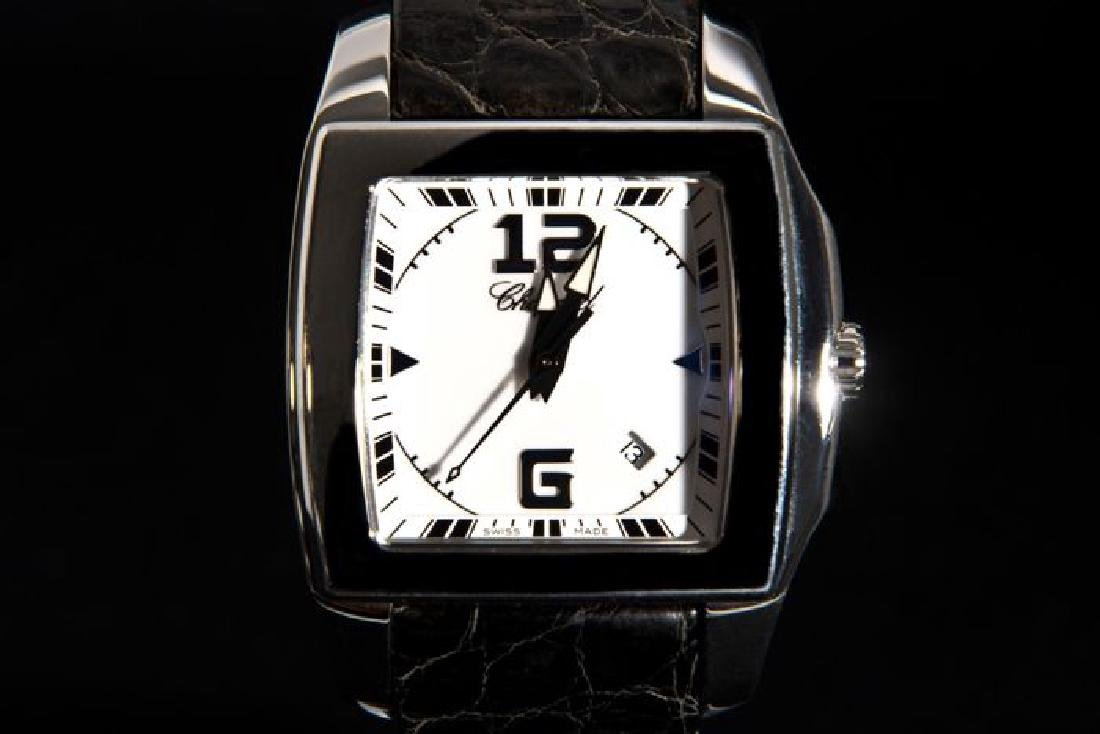 Chopard Two o Ten Stainless Steel Quartz Watch