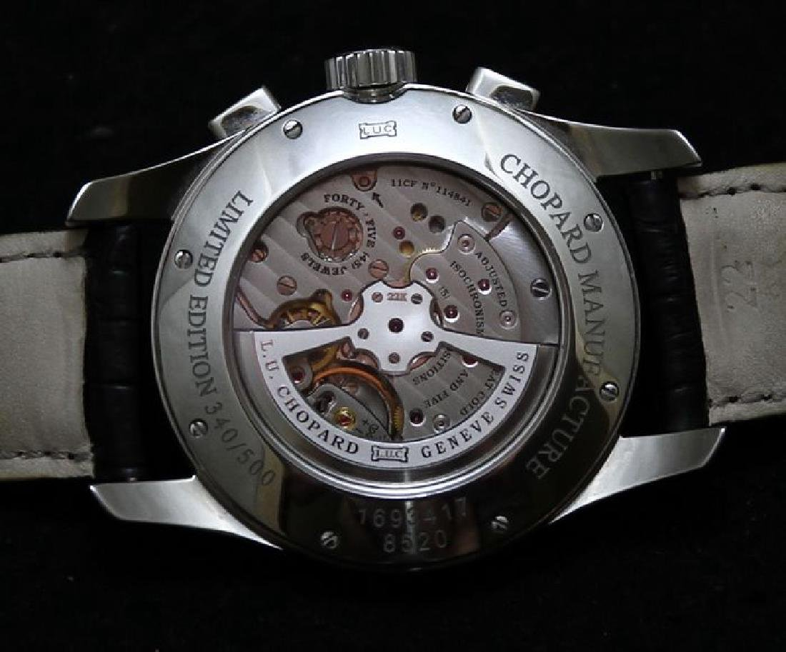 Chopard LUC Limited Edition Flyback Chronograph Watch - 10