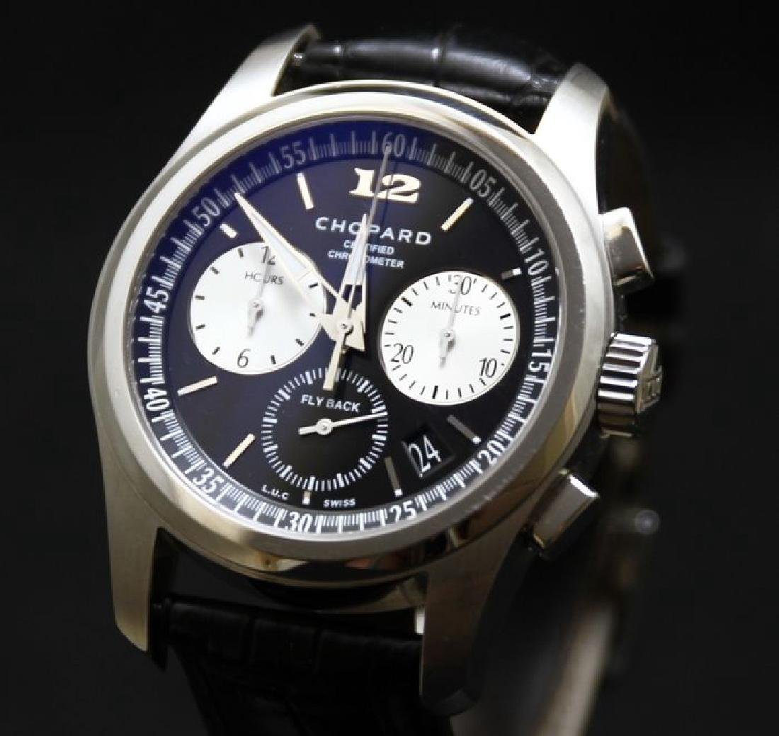 Chopard LUC Limited Edition Flyback Chronograph Watch