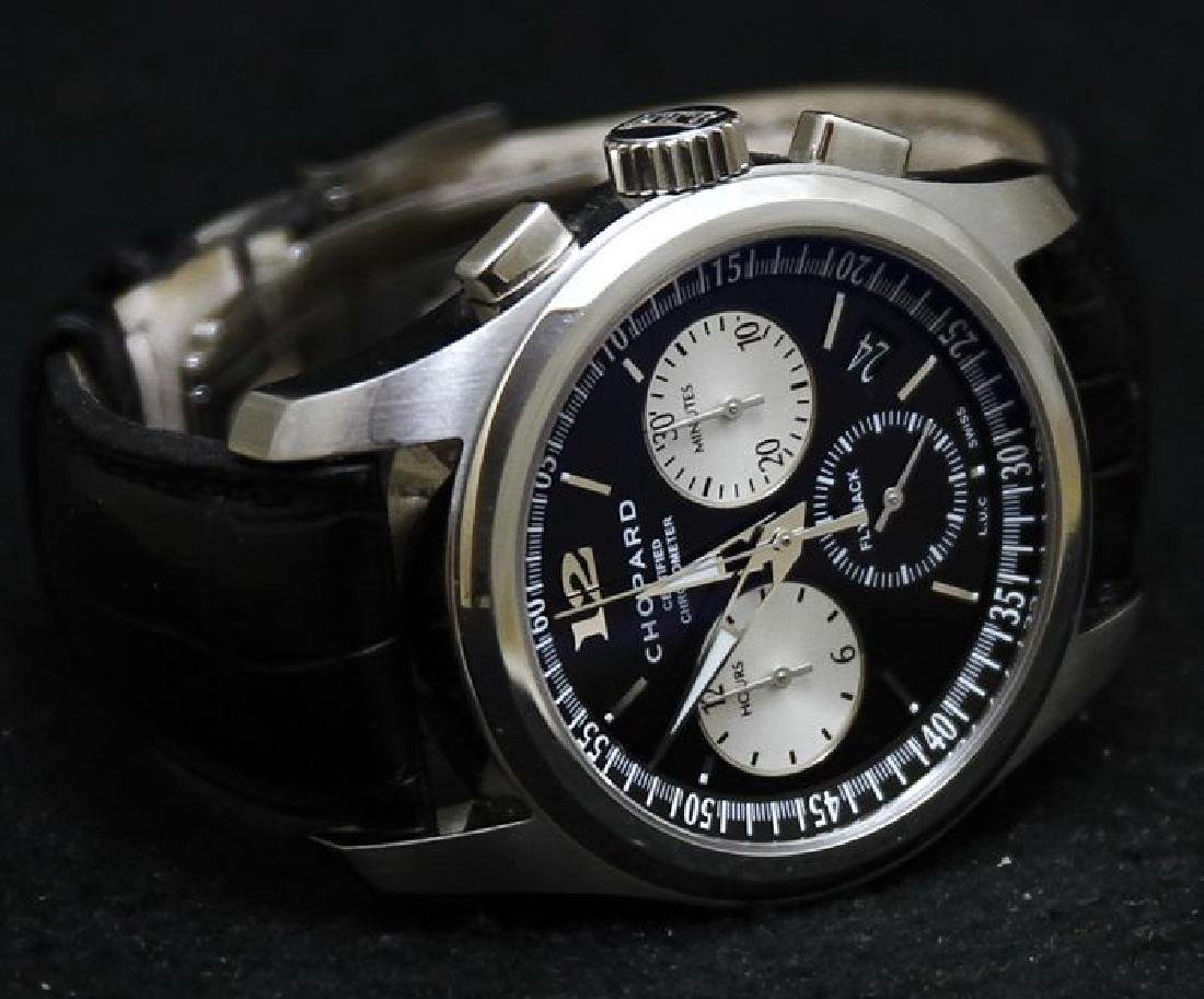 Chopard LUC Limited Edition Flyback Chronograph Watch - 4