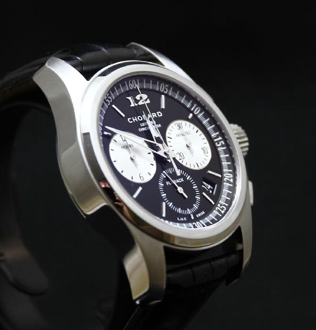Chopard LUC Limited Edition Flyback Chronograph Watch - 8