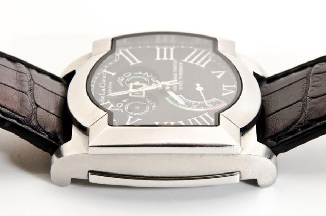 DeLaCour Rectangular Limited Edition Watch - 2