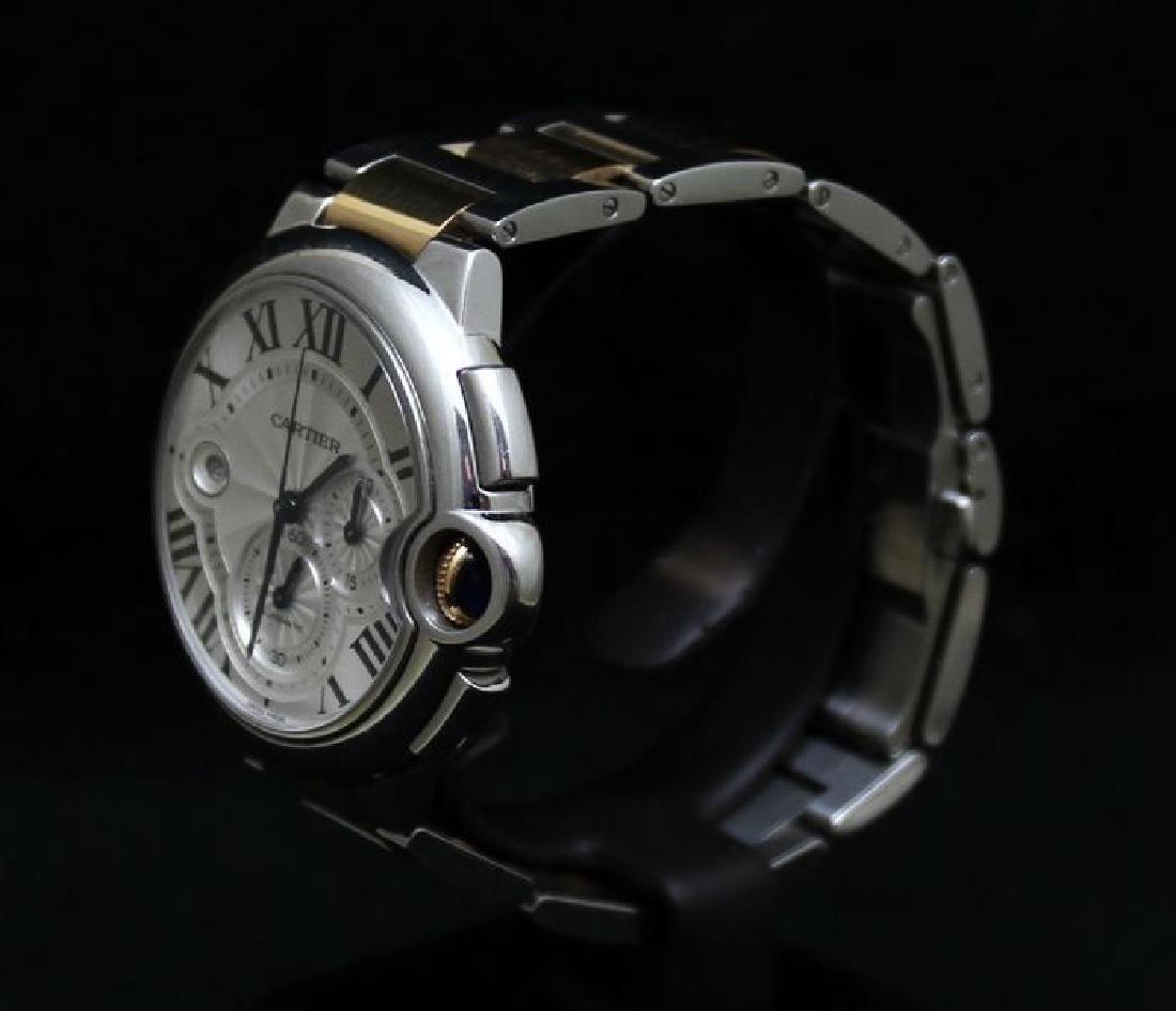 Cartier Ballon Bleu Chronograph Watch - 2