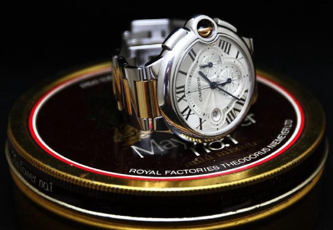 Cartier Ballon Bleu Chronograph Watch - 3