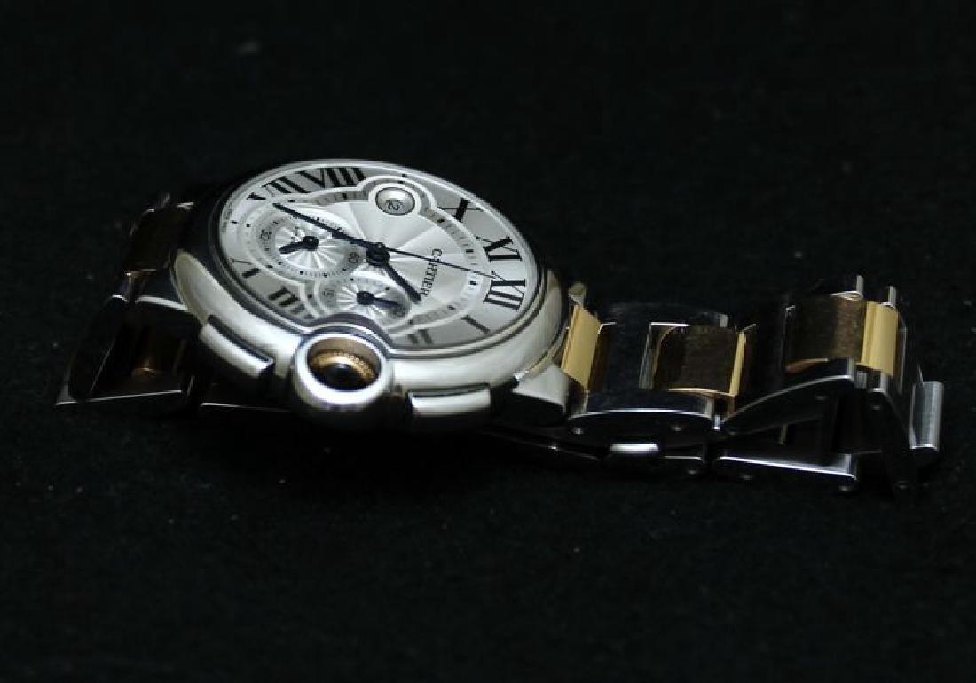 Cartier Ballon Bleu Chronograph Watch - 4