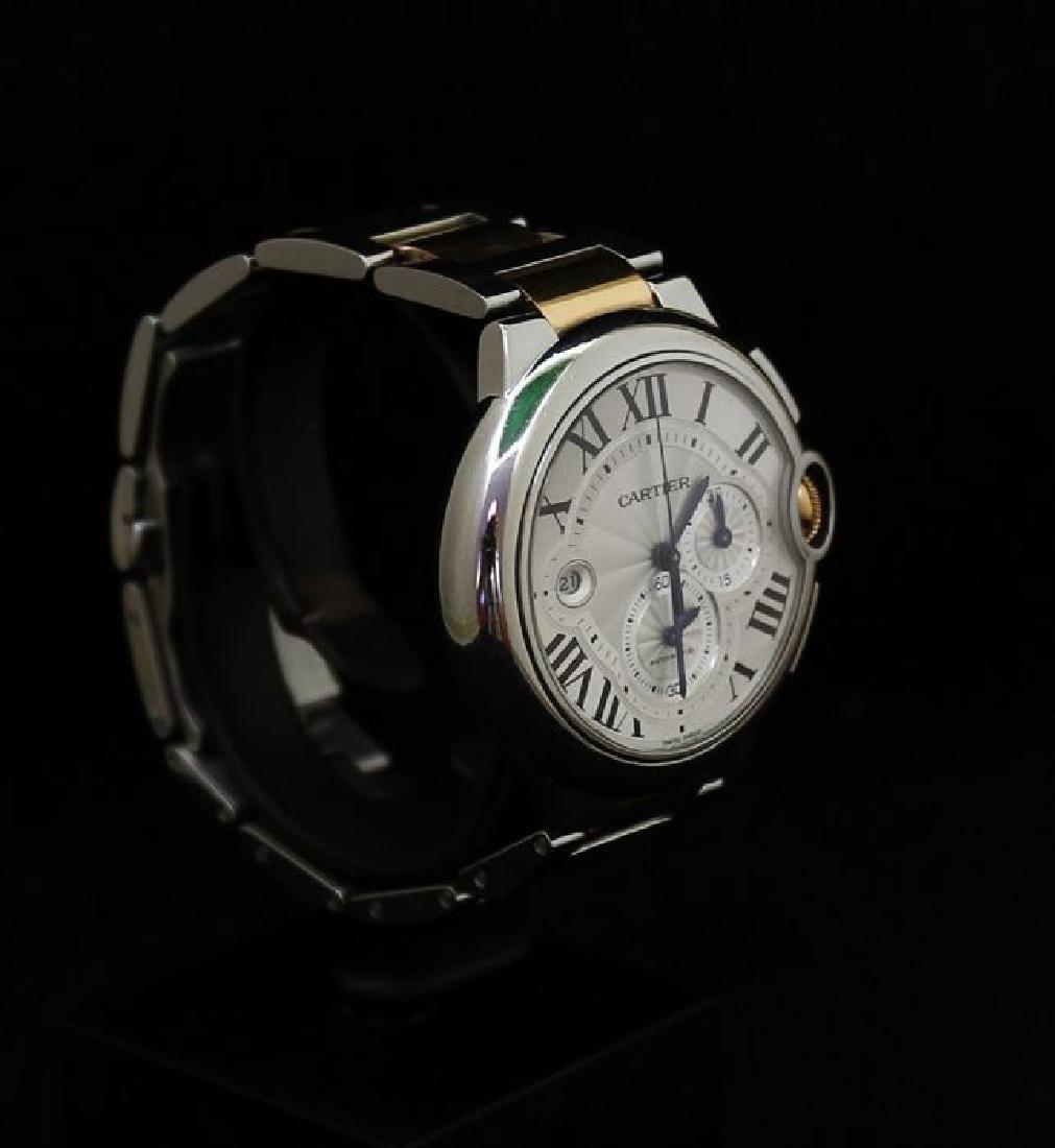 Cartier Ballon Bleu Chronograph Watch - 5