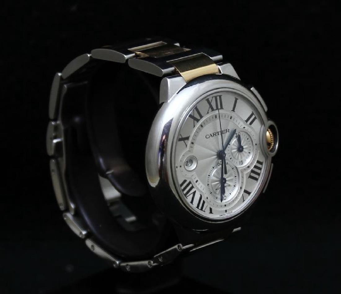 Cartier Ballon Bleu Chronograph Watch - 6