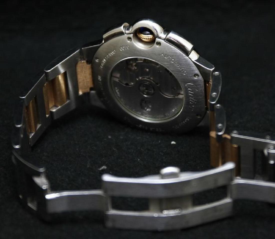 Cartier Ballon Bleu Chronograph Watch - 7