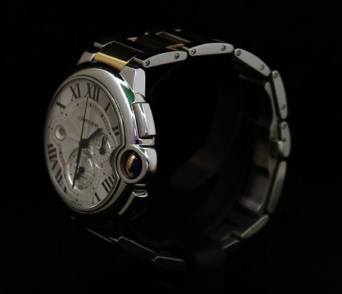 Cartier Ballon Bleu Chronograph Watch - 8